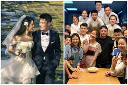 Kỷ niệm 5 năm kết hôn, Hoắc Kiến Hoa - Lâm Tâm Như 'im hơi lặng tiếng'
