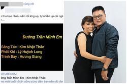 1 ngày trước khi ca sĩ Phi Hải mất, vợ chia sẻ bài hát 'như định mệnh'