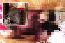NÓNG: Ngăn ẩu đả, 1 người đàn ông bị chém gần lìa đầu ở Nghệ An