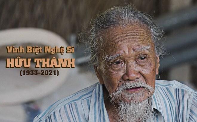 Nghệ sĩ Hữu Thành Đất Phương Nam qua đời ở tuổi 88-1