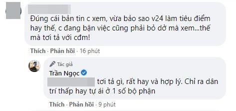 MC Trần Ngọc lửa cháy đổ thêm dầu khi VTV ví von não người, não thú-3
