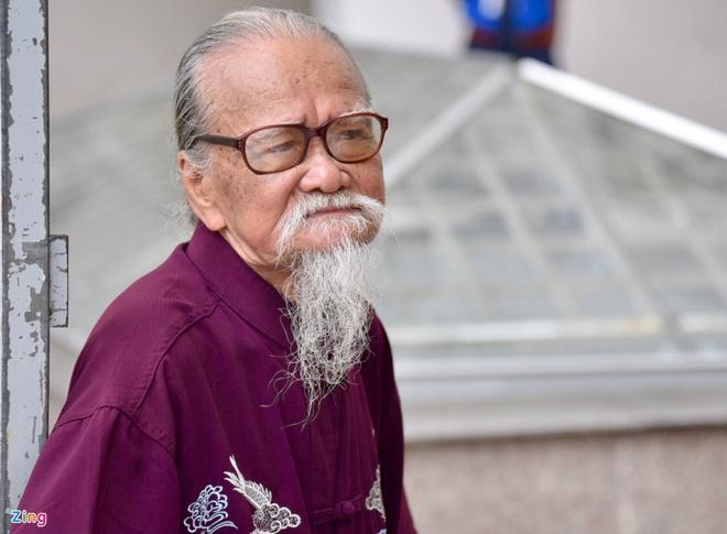 Phút cuối đời của nghệ sĩ Hữu Thành-1