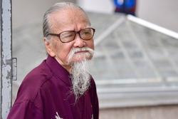 Phút cuối đời của nghệ sĩ Hữu Thành