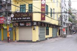 Hà Nội ban hành công điện KHẨN: Người dân không ra khỏi thành phố