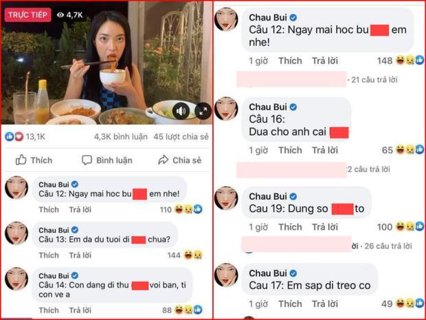 Châu Bùi bị ném đá vì đọc tiếng Việt không dấu, nghe thành thô tục-2