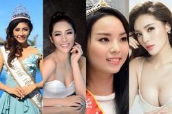 4 hoa hậu phẫu thuật thẩm mỹ: Phương Khánh sửa 9 bộ phận