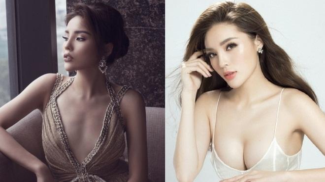 4 hoa hậu phẫu thuật thẩm mỹ: Phương Khánh sửa 9 bộ phận-8