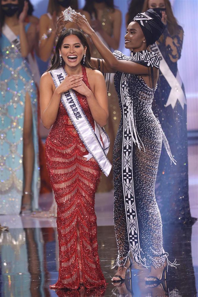 Miss Universe 2021 lấy top 13, Kim Duyên quá chật vật?-3