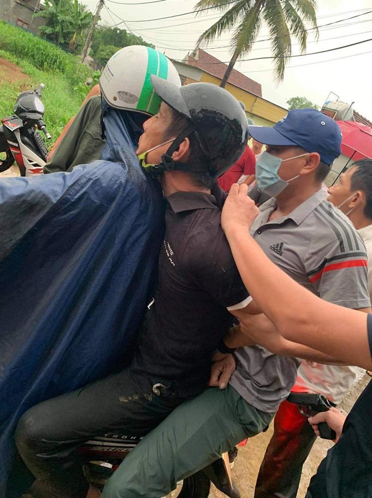 Bắt hung thủ chém gần lìa cổ nạn nhân ở Nghệ An-1