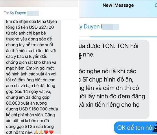 MC Kỳ Duyên bị chất vấn tiền từ thiện thiếu minh bạch-2