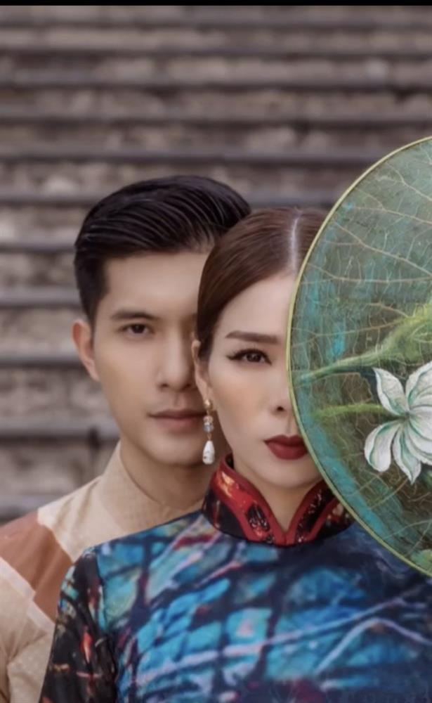 Bộ ảnh Lệ Quyên tình tứ với Lâm Bảo Châu bị nhận xét như 2 mẹ con-8
