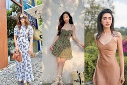 4 kiểu váy mùa hè được mỹ nhân Thái diện xinh ngất ngây