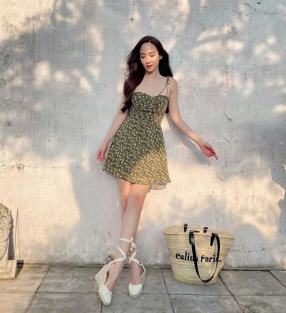 4 kiểu váy mùa hè được mỹ nhân Thái diện xinh ngất ngây-3