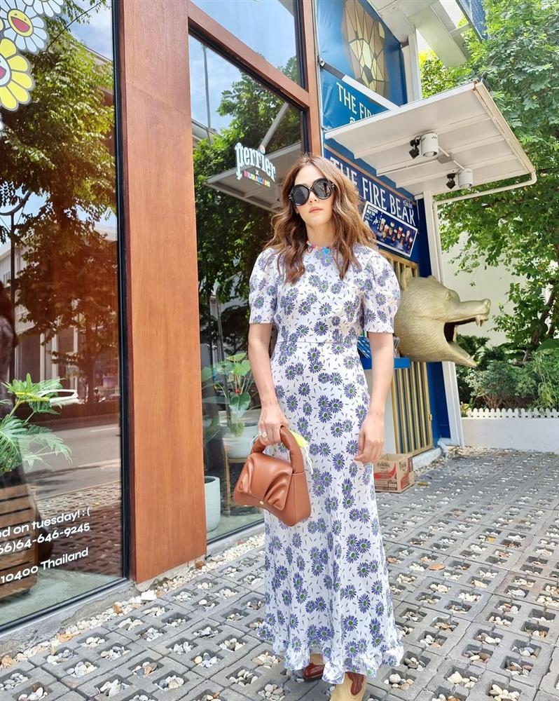 4 kiểu váy mùa hè được mỹ nhân Thái diện xinh ngất ngây-5