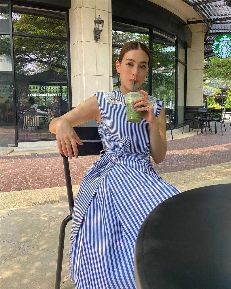4 kiểu váy mùa hè được mỹ nhân Thái diện xinh ngất ngây-7