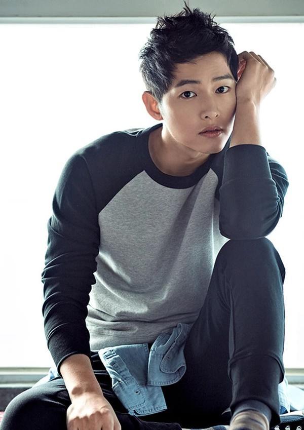 Lộ diện nữ chính sánh đôi Song Joong Ki trong Chaebol Familys Youngest Son-5