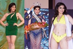 Tân Hoa hậu Hoàn vũ El Salvador chỉ cao 1m64, body lực sĩ