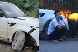 Xôn xao 'giang hồ mạng' Huấn Hoa Hồng gặp tai nạn tại Yên Bái