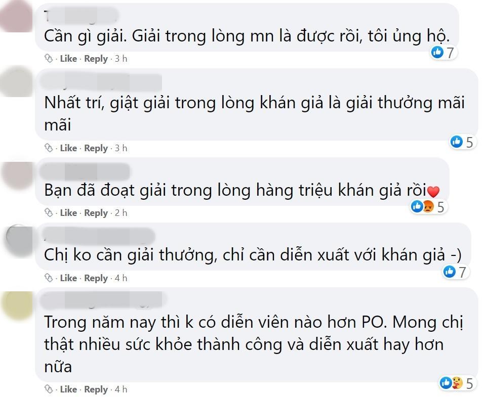 Khán giả tranh cãi khi Phương Oanh liên tiếp từ chối VTV Awards-4