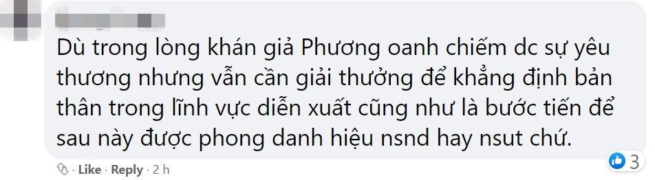 Khán giả tranh cãi khi Phương Oanh liên tiếp từ chối VTV Awards-5