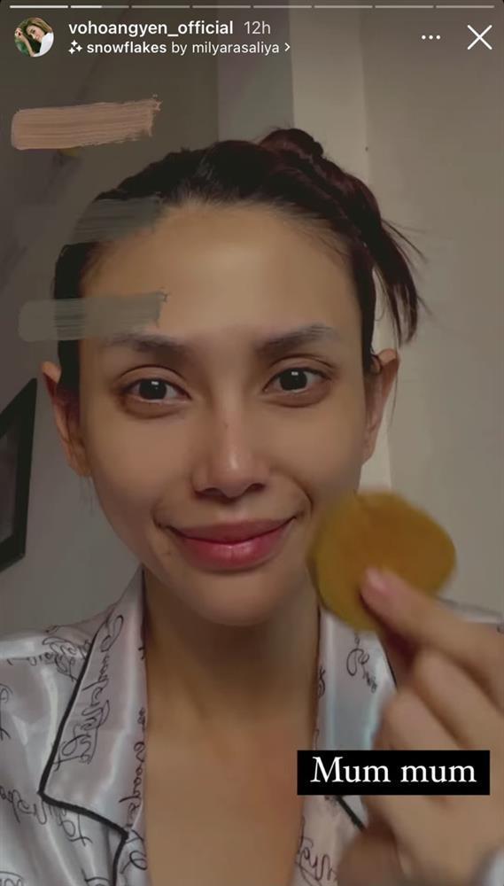 Ngã ngửa ảnh mặt mộc Kaity Nguyễn: Ủa ai đây?-8