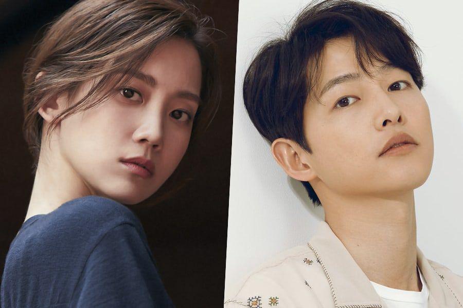 Người tình màn ảnh mới của Song Joong Ki bị chê kém sắc-1