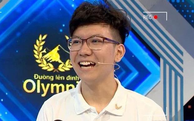 Profile đỉnh của Việt Thái - nam sinh Olympia bị tố coi thường khán giả-1