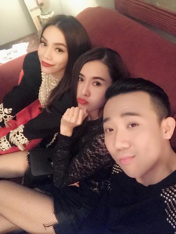 Hồ Ngọc Hà xuất hiện trên Facebook Quế Vân, chuyện gì đây?-6