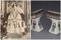 Từ Hi Thái Hậu có khuyết điểm xấu hổ gì mà phải mang 'giày hoa bồn'?