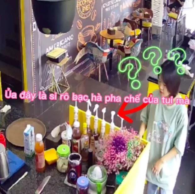 Rời tiệm cà phê, vị khách nữ có hành động khiến MXH dở khóc dở cười-2