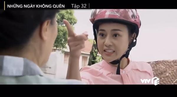 Những cú chỉ tay đừng đùa với chụy của Phương Oanh trên màn ảnh-4