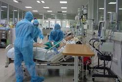 Bộ Y tế thông báo bổ sung 190 ca tử vong do Covid-19 ở 10 tỉnh, thành