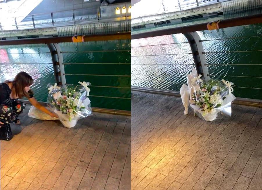 Người dân đặt hoa tưởng niệm thanh niên Việt bị sát hại ở Nhật-2