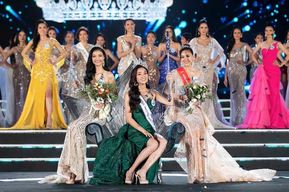 Top 3 Miss World Vietnam 2019 sau 2 năm: Sự bí ẩn của Á hậu 2-1