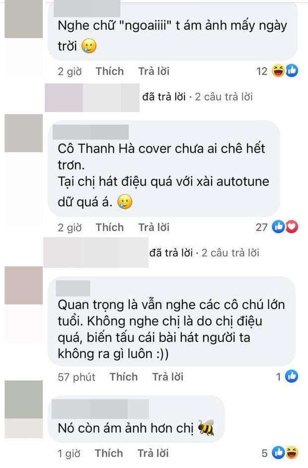 Thanh Thảo nói về màn cover nát bét, netizen càng thêm uất nghẹn-3