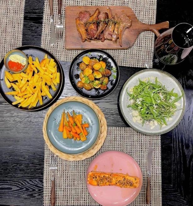 Phanh Lee khoe bữa ăn ở cữ đúng chuẩn phu nhân tập đoàn nghìn tỷ-2