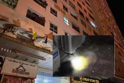 Bé gái rơi từ chung cư HH Linh Đàm: Lá thư nghi của nạn nhân