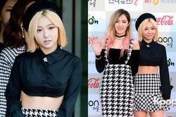 Cựu thành viên Miss A từng bị công ty đuổi 3 lần vì thừa cân