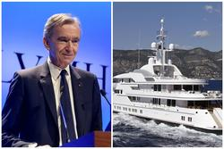 10 điều về ông trùm thời trang vừa trở thành người giàu nhất thế giới