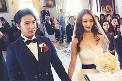 Tài tử 'Lương Sơn Bá - Chúc Anh Đài' ly hôn