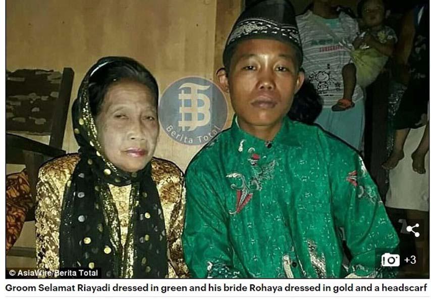 Khó tin hôn nhân bà 71 cháu 16, nhiều lần nhốt vợ vì quá quyến rũ-1