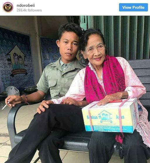 Khó tin hôn nhân bà 71 cháu 16, nhiều lần nhốt vợ vì quá quyến rũ-5