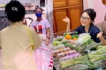 Phương Mỹ Chi - H'Hen Niê gặp thị phi vì thực phẩm mùa dịch