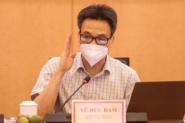 Phó Thủ tướng Vũ Đức Đam: Hà Nội phải sẵn sàng mọi tình huống-1