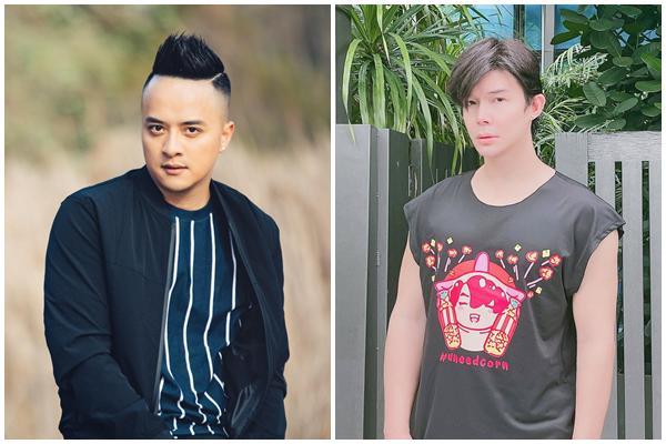 Cao Thái Sơn tung demo ca khúc mới, Nathan Lee lập tức chốt hạ-1