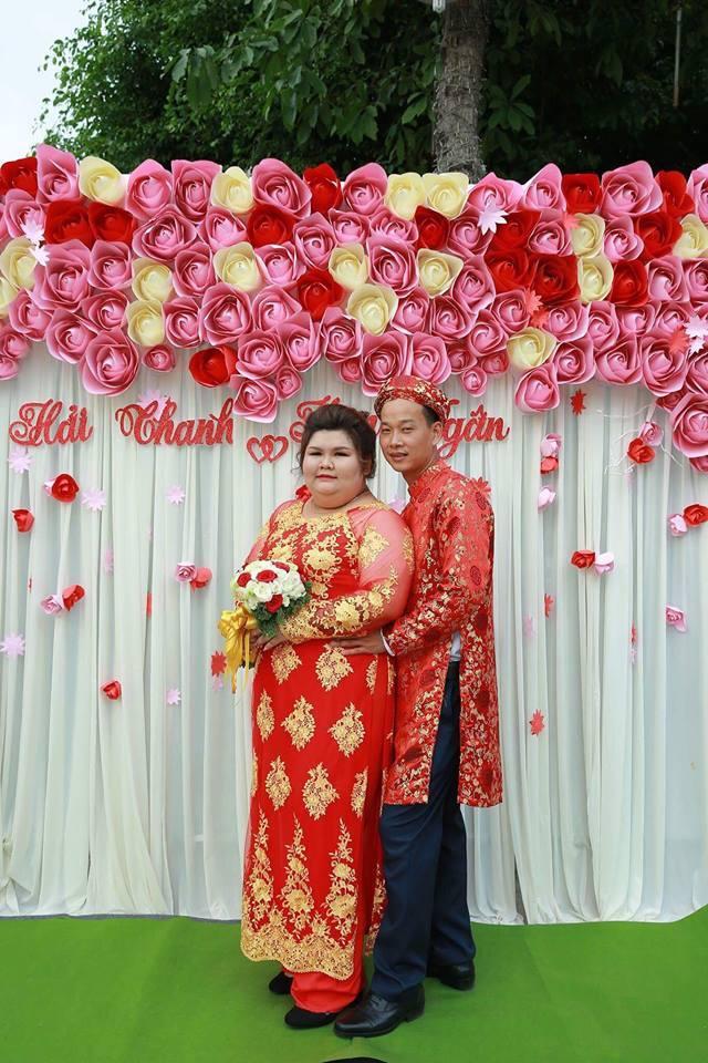 Cuộc sống của cặp vợ 120kg chồng 70kg ở Bình Dương sau 4 năm-3