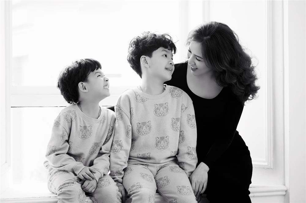 Đan Lê xúc động kể chuyện con trai muốn cưới mẹ-3