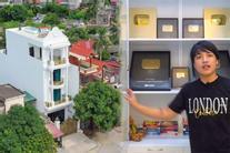 Dinh cơ 4 tỷ 'to vật' của Youtuber vừa đạt nút kim cương ở Thái Bình