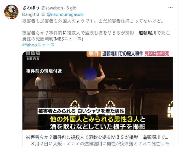 Phản ứng dân mạng Nhật Bản về vụ thanh niên người Việt bị sát hại-3