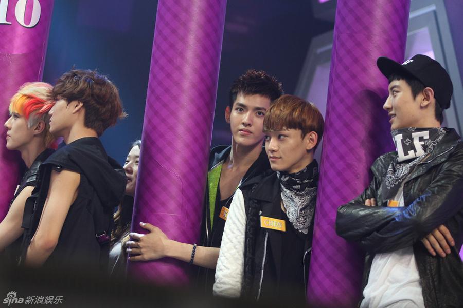 EXO ngồi không cũng dính đạn chỉ vì scandal Ngô Diệc Phàm-5